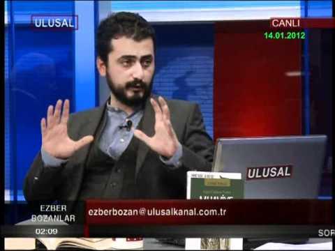 Eren ERDEM - Uydurulmuş Dine Yol Açan Etkenler - 14 Ocak 2012 - EZBER BOZANLAR