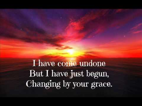 Francesca Battistelli - Beautiful, Beautiful Lyric Video