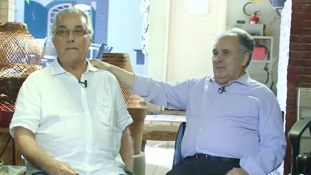 Rubem César diz a Cristovam Buarque: Se eu for eleito, conto com você para ajudar a Educação do Rio!