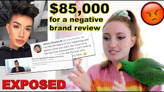 GETTING PAID $85,000 FOR A NEGATIVE REVIEW | THE SECRET WORLD OF INFLUENCERS PART 1