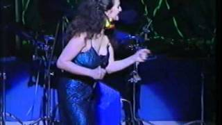 CLEO ROCOS sings Love Dilemma at the Hippodrome in London. Never seen before footage....