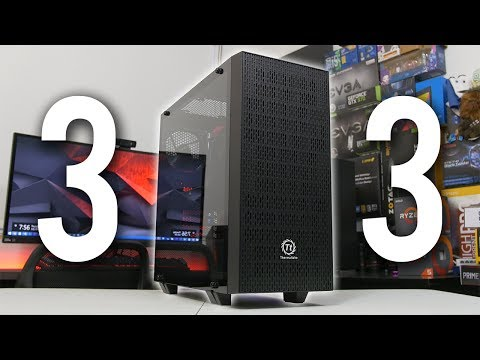 RYZEN 3 Gaming Build! July PC of the Month (RE-UPLOAD WITH HIGH BITRATE)