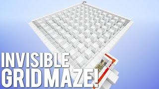 Minecraft: The Invisible Maze