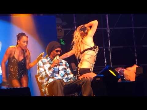 Snoop Dogg aka Snoop Lion Live in Seoul