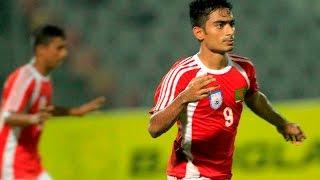 Bangladesh U19 2-0 Sri Lanka U19 (AFC U19 Championship Bahrain 2016 Qualifiers)