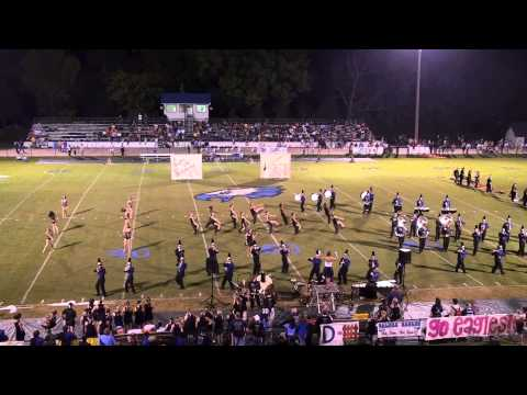 Jemison High School Panther Band