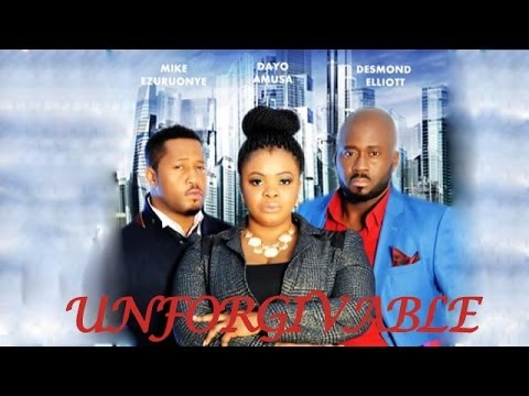 Unforgivable Nollywood Movie Trailer - Produced by Dayo Amusa