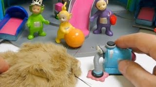 Teletubbies House Play with NoNo and Friends يلعب مع تليتبيز المرح