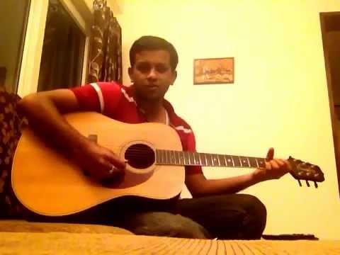 My Guitar Experiments - Aakashadhindha DharegiLidha RamBe !