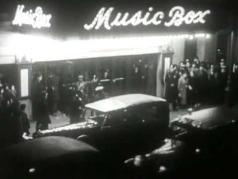 45th Street, The Music Box Theater, 1930's