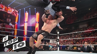 Announcer Beatdowns: WWE Top 10