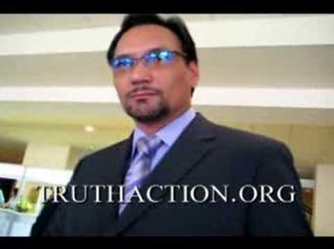 Jimmy Smits Introduced to WTC 7 for the First Time? Video