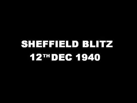 the sheffield blitz operation crucible youtube. Black Bedroom Furniture Sets. Home Design Ideas