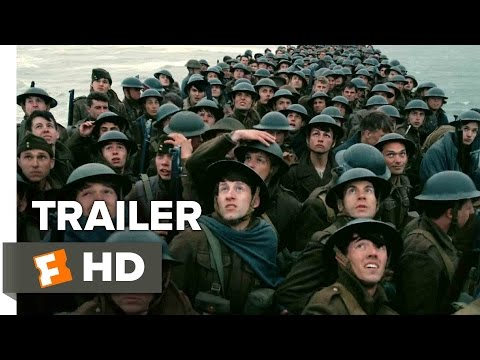Dunkirk Official Announcement Trailer (2016) -  Christopher Nolan Movie