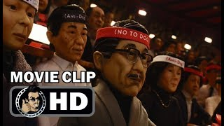 ISLE OF DOGS Movie Clip - Kobayashi's Isle of Dogs (2018) Wes Anderson StopMotion Animation Movie HD