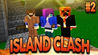 "Minecraft ISLAND CLASH: EPISODE 2 ""IT'S TIME FOR WAR"" w/ Preston and MrWoofless"