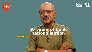 Was bank nationalisation, 50 years ago, Mrs Gandhi's biggest gift or blunder? why about-turn needed
