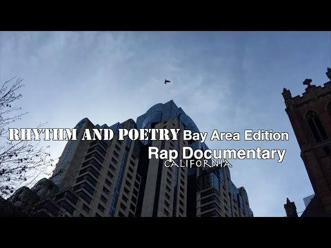 Rhythm and Poetry: Bay Area Edition