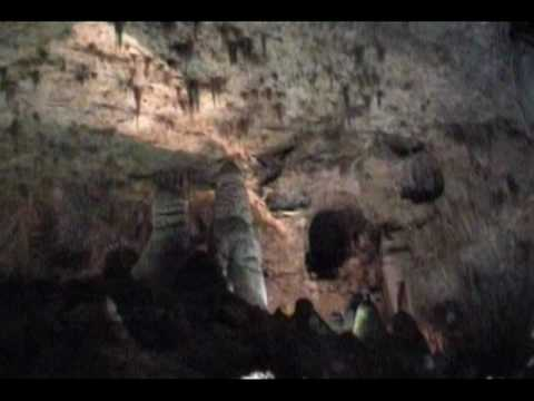 Carlsbad Caverns in New Mexico, a large cave complex that is a National Park.
