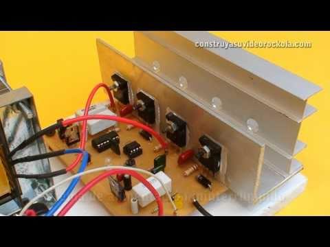 Inversor DC/AC y cargador de bater ía