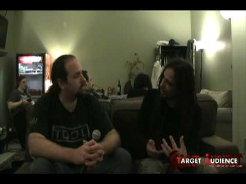 Munky from Korn interview Atlanta Mayhem 2010 Part two