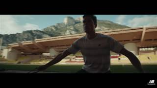 FUEL YOUR FIRE: Milos Raonic Won't Stop Until He Is Best in the World. New Balance | #MyFutureSelf