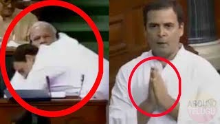 FULL SPEECH : Rahul Gandhi BEST SPEECH In Parliament..Hugs Narendra Modi..No Confidence Motion