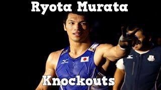 Ryota Murata - Highlights / Knockouts