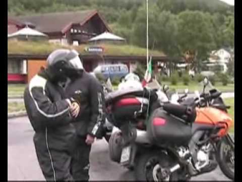 11 - Viaggio in moto Pontremoli-Nordkapp Music Videos
