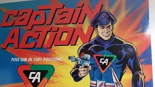 CAPTAIN ACTION(1998) FIGURE REVIEW  !!!