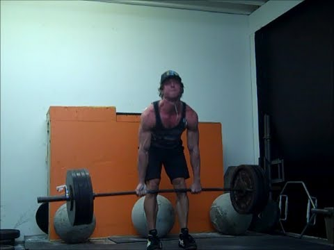 2/5/2013 Raw Deadlift Training Full Image 1