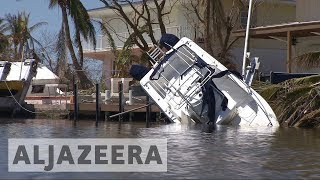 Hurricane Irma damage prevents Florida residents returning