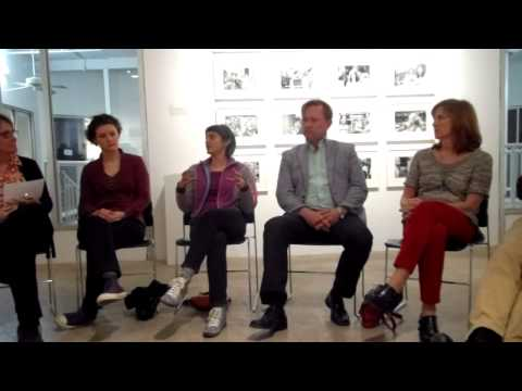 Artist as Athlete Panel Discussion