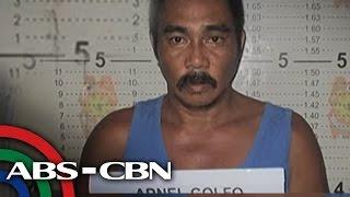 TV Patrol: AWOL na pulis na tumangging magpa-drug test, timbog