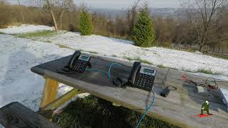 Amateur Radio Field Phone Concept - VOIP & AREDN
