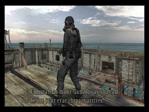 Resident Evil 4 Chainsaw Guy Resident evil 4 - GIAN...
