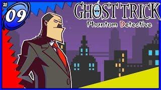 O Ponto X! - Ghost Trick: Phantom Detective #09 | #GhostTrickGT [Pt-BR]