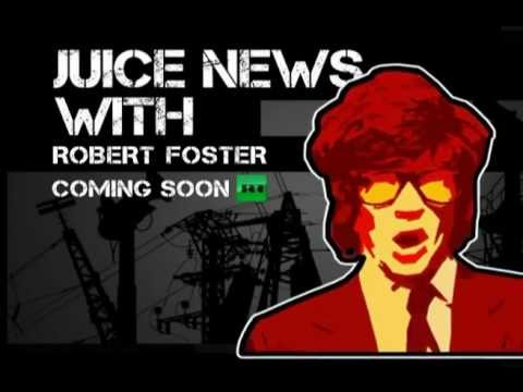 TV Sensation: Juice News with Robert Foster - soon on RT