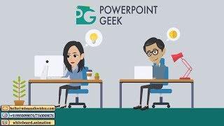 ✅ Animated Presentation Software Video PowerPoint Presentation Video: PowerPoint Geek