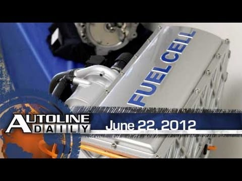 Secretary Chu Changes Mind on Fuel Cells - Autoline Daily 917