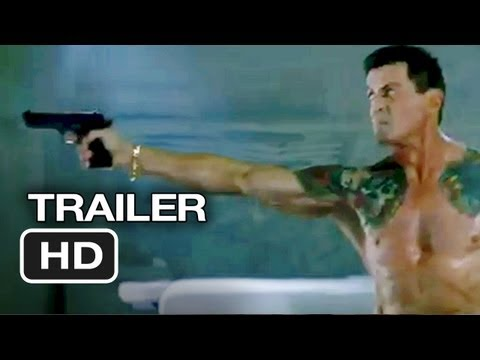 Bullet To The Head TRAILER 2 (2012) - Sylverster Stallone Movie HD