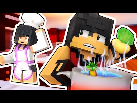 Cooking for Aaron! | MyStreet Lover's Lane [S3 Ep.16 Minecraft Roleplay]