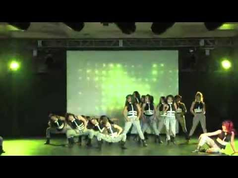 Flavahz Crew &Frenz Dancing at the Pulse Dance Convention Santa Clara 2012