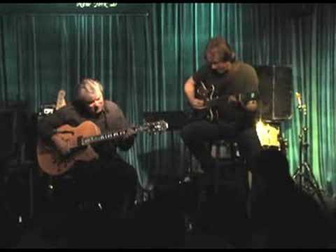Jazzkat Amplifiers Presents Jack Wilkins and Randy Johnston