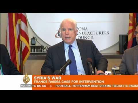 UN, France demand investigation into Syria 'gas attack'