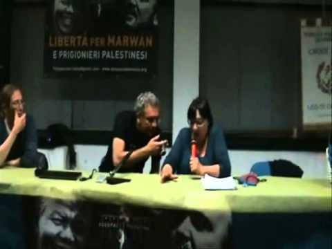 Intervista a Luisa Morgantini Libertà per Marwan Barghouti
