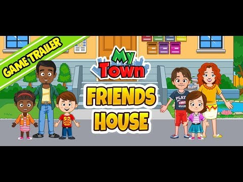 My Town : Best Friends' House APK Cover