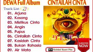 Download Lagu DEWA Full Album CINTAILAH CINTA Gratis STAFABAND