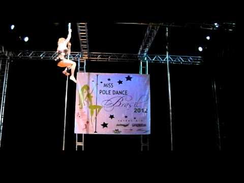 MISS POLE DANCE BRASIL 2012 – KAREN BELLINI – 4º LUGAR