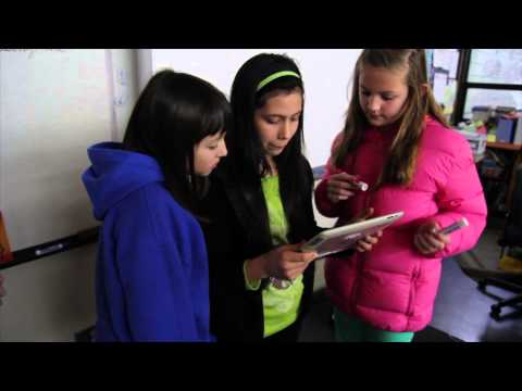 iPad Learning - Edgewood Elementary - Eugene, OR